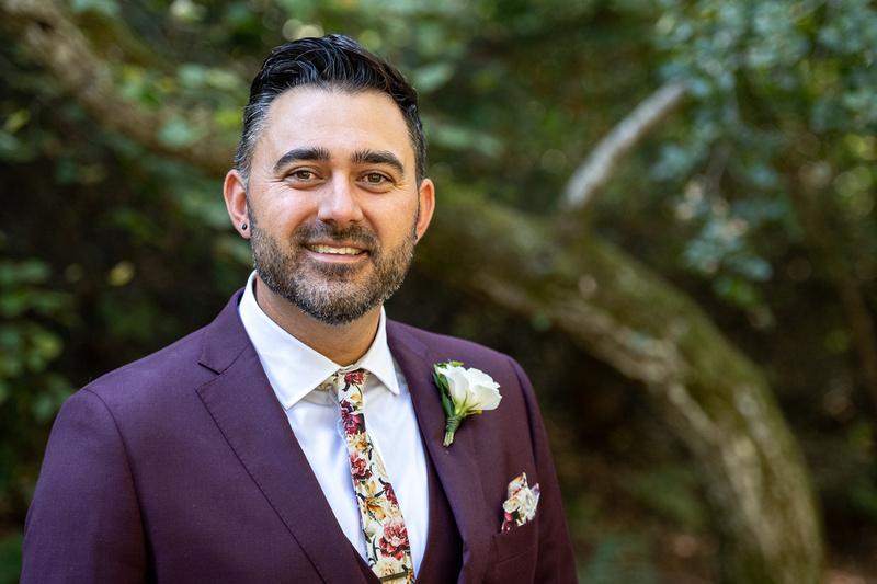 Corralitos Wedding at Redwood Hideaway12