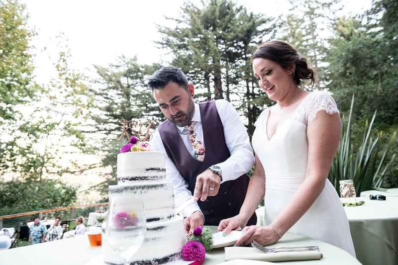 Corralitos Wedding at Redwood Hideaway50