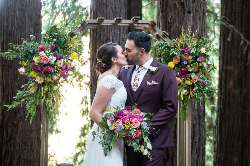 Corralitos Wedding at Redwood Hideaway31