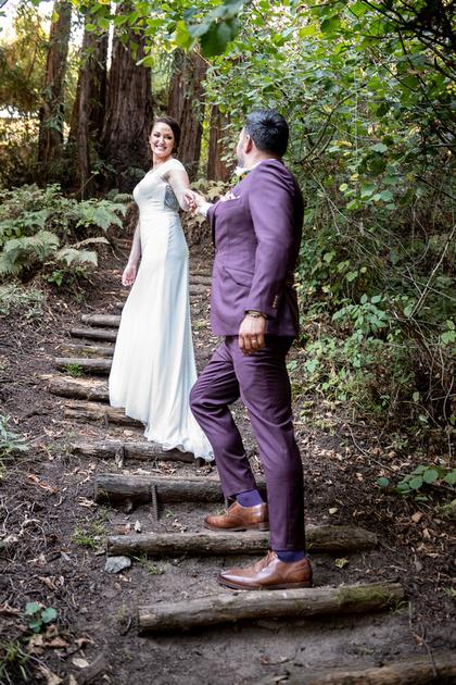 Corralitos Wedding at Redwood Hideaway32