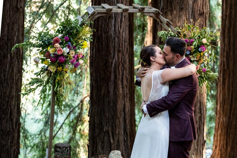 Corralitos Wedding at Redwood Hideaway28