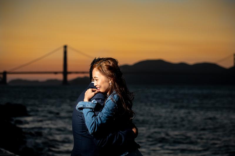 San Francisco Golden Gate Engagement22